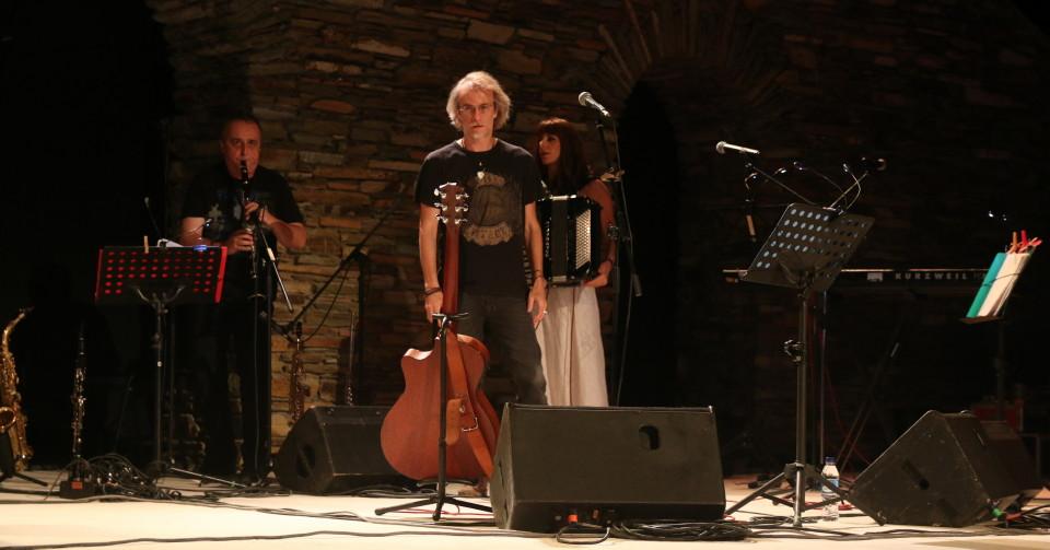 Φεστιβάλ Άνδρου Πασχαλίδης 2016