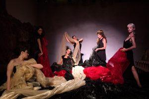 Adios Nina (Goodbye, Girl) – Microscopic Theatre