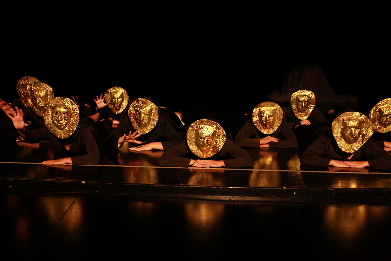ELECTRA by SOPHOCLES– Syros Theater- Cultural Association Apollon