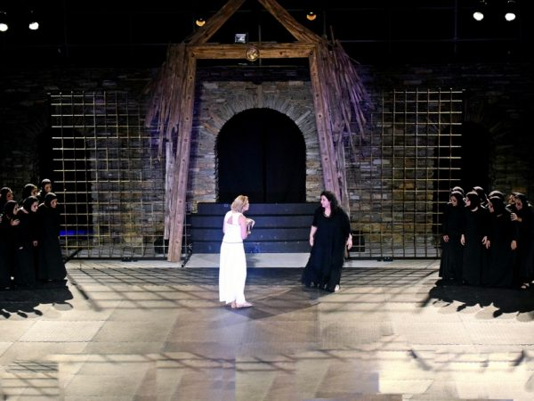 Ηλέκτρα - Θεατρικός Πολιτιστικός Όμιλος Σύρου Απόλλων
