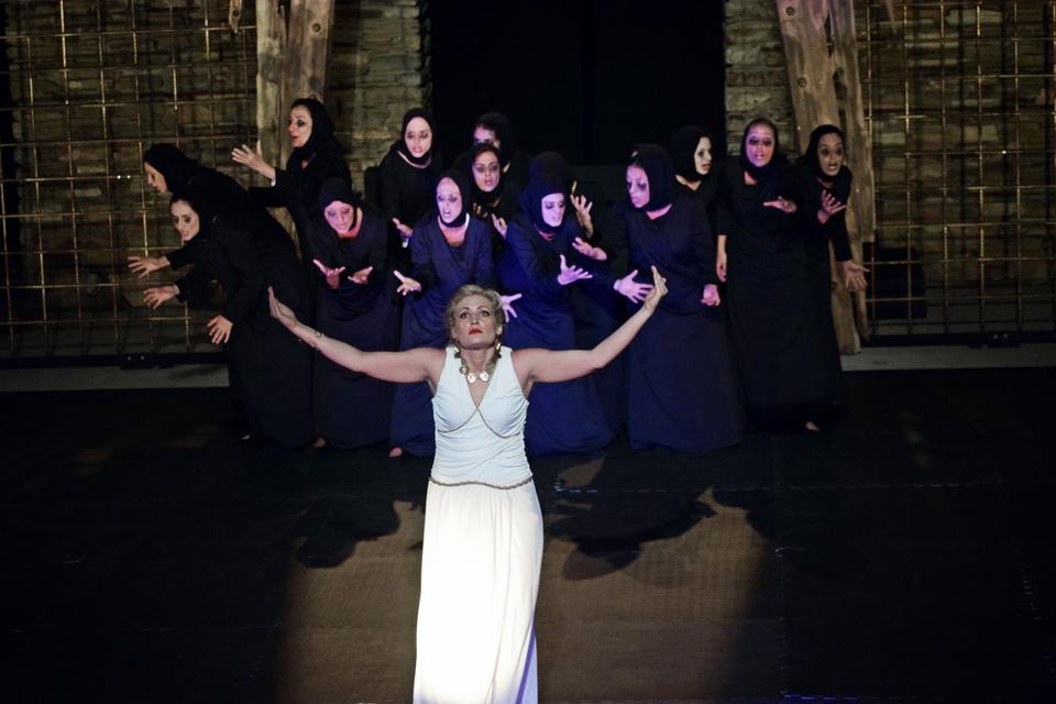 """Ηλέκτρα - Θεατρικός Πολιτιστικός Όμιλος Σύρου Απόλλων"""""""