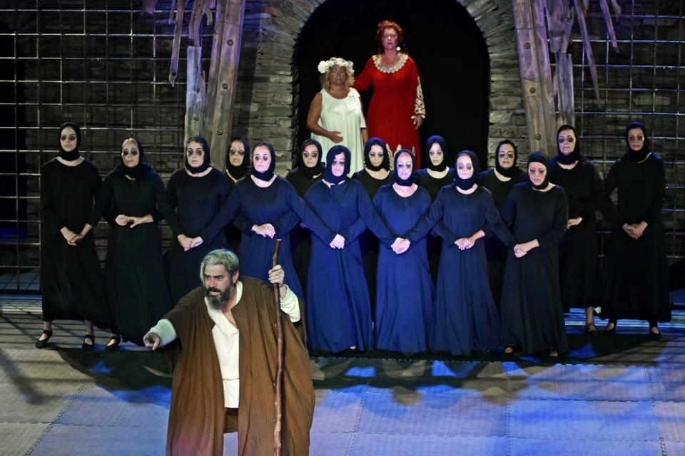 Ηλέκτρα - Θεατρικός Όμιλος Σύρου