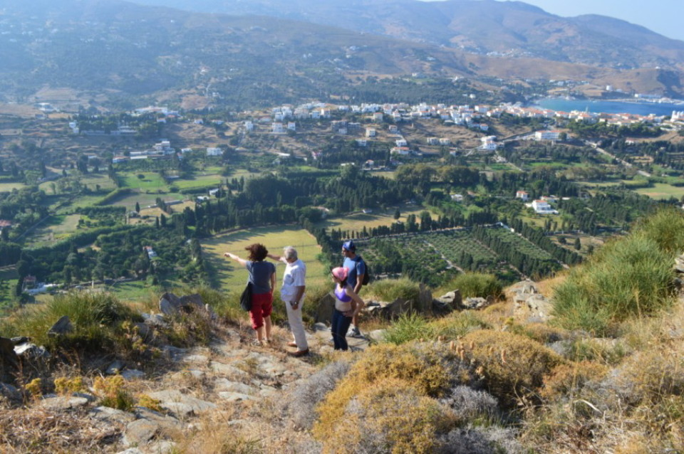 Andros routes