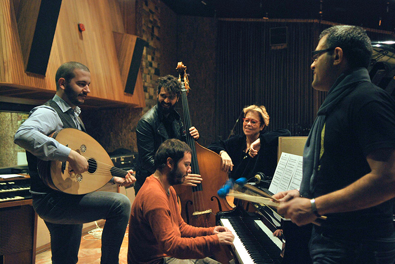 «CHRONOS» - Η Δήμητρα Γαλάνη συναντά τους Πέτρο Κλαμπάνη, Θωμά Κωνσταντίνου, Σπύρο Μάνεση και Χρήστο Ραφαηλίδη