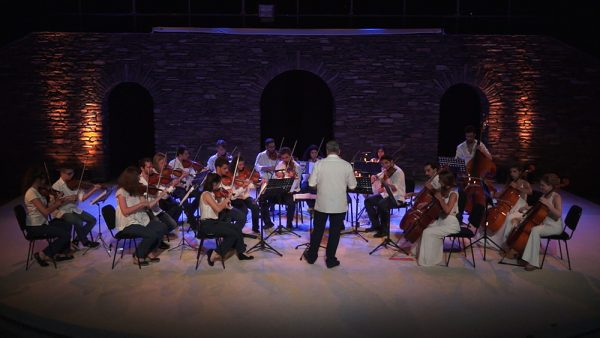 Camerata Junior – Ορχήστρα Νέων των Φίλων της Μουσικής