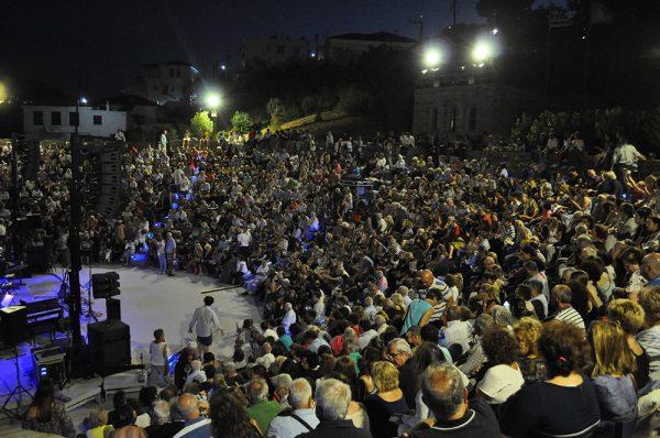 Ανοιχτό Θέατρο Άνδρου