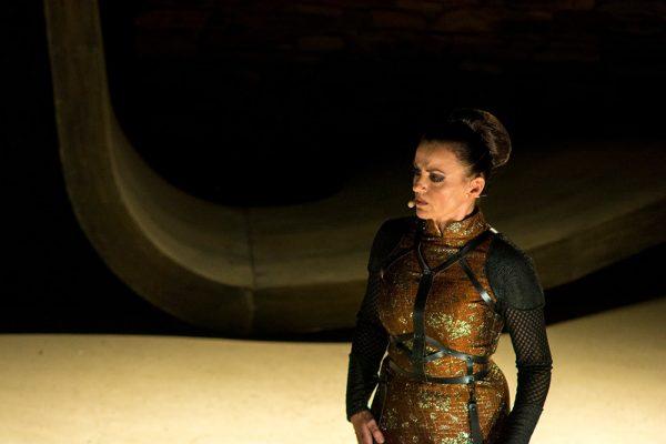«Πέρσες» του Αισχύλου - Θεατρικός Οργανισμός Κύπρου