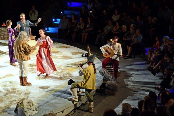 «Τίμων ο Αθηναίος» του Ουίλλιαμ Σαίξπηρ – Θεατρικός Όμιλος Άνδρου