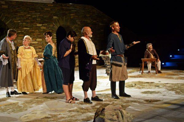 """""""Τίμων ο Αθηναίος"""" του Ουίλλιαμ Σαίξπηρ – Θεατρικός Όμιλος Άνδρου"""
