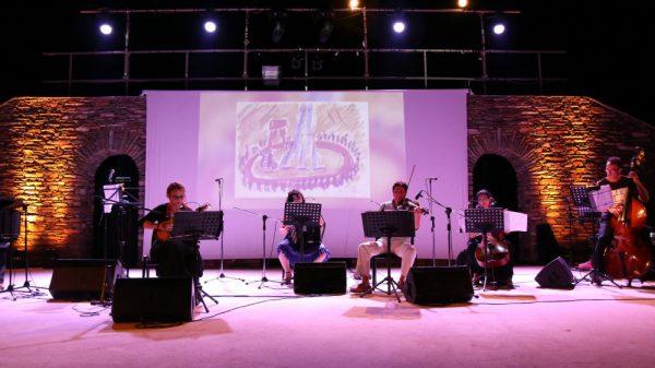 Αφιέρωμα Φεντερίκο Φελλίνι: Συναυλία με μουσικές του Νίνο Ρότα, δ. όρχηστρας Ν. Πλατύραχος