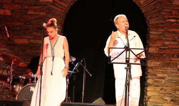 Συναυλία: Μανώλης Μητσιάς και Γεωργία Νταγάκη