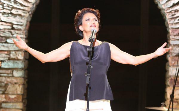 Συναυλία Άλκηστις Πρωτοψάλτη: «Με τα χρώματα της Ελλάδας»