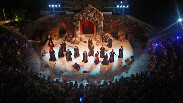 «Τρωάδες» του Ευριπίδη - Εθνικό Θέατρο