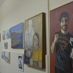 Εκθεση ζωγραφικής Ανδρίων ζωγράφων