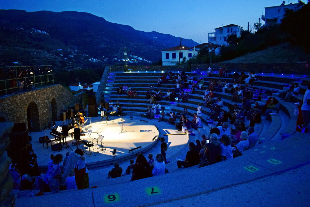 open theater andros-Covid19