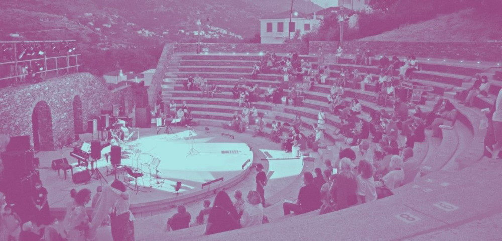 Open Air Theatre Andros 2020